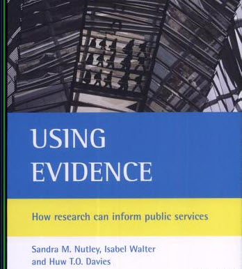 using evidence to inform practice 6 nursing research and evidence-based practice  nursing research and evidence-based practice chapter  using research fi ndings as a basis for making decisions.