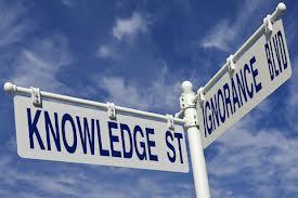 knowledge & ignorance