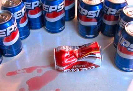 Pepsi Coke Hatred
